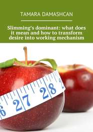 Slimming's dominant: what does it mean and how to transform desire into working mechanism