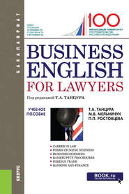 Business English for Lawyers