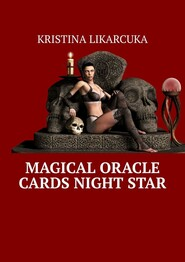 Magical Oracle Cards Night Star
